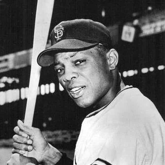 Willie Mays is listed (or ranked) 4 on the list The Best Black Baseball Players Of All Time