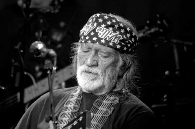 Willie Nelson is listed (or ranked) 3 on the list 33 Celebrities Who Were in Tau Kappa Epsilon