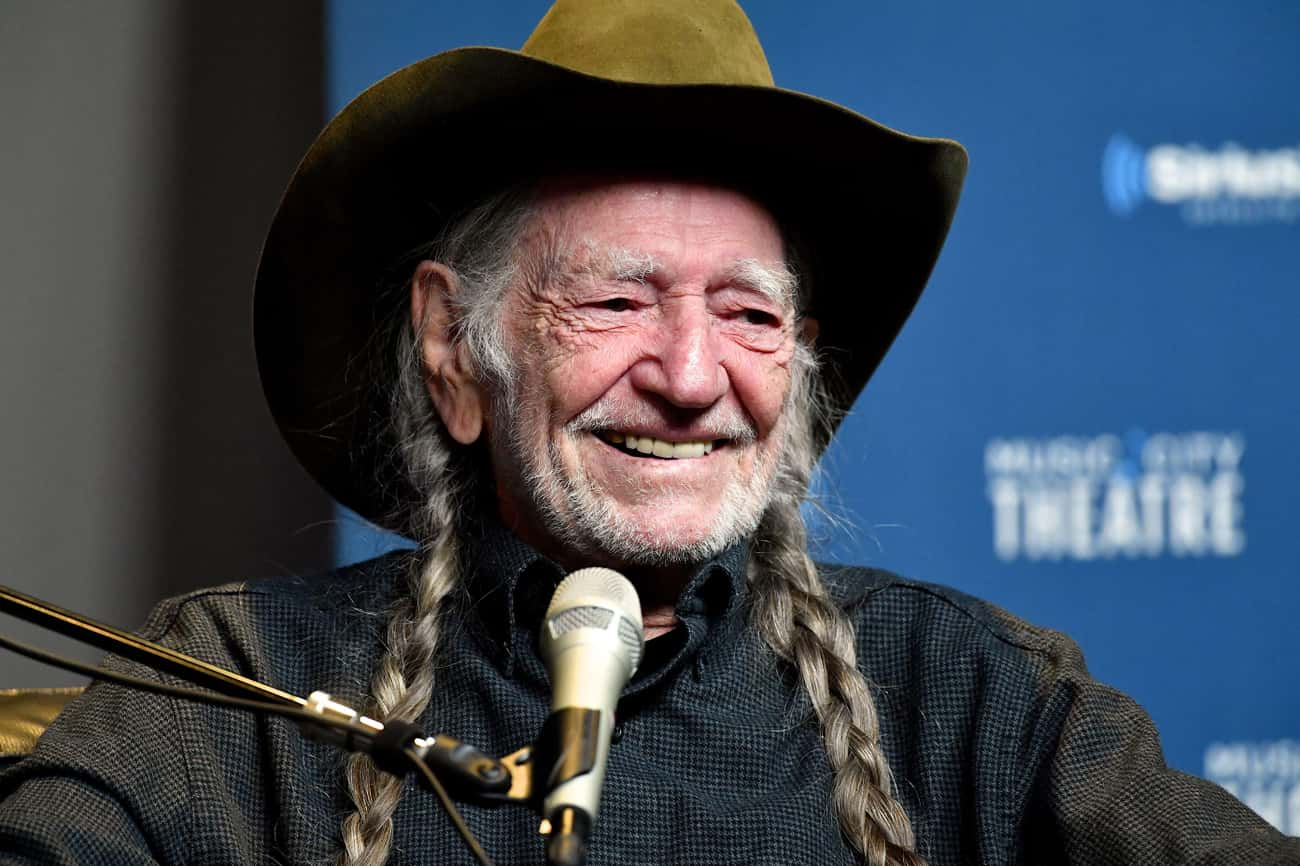 Willie Nelson is listed (or ranked) 4 on the list Famous People You Didn't Know Have Cherokee Blood