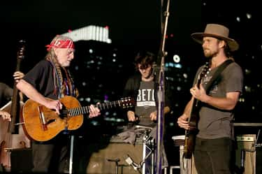 Willie Nelson is listed (or ranked) 1 on the list Musicians with the Most Kids