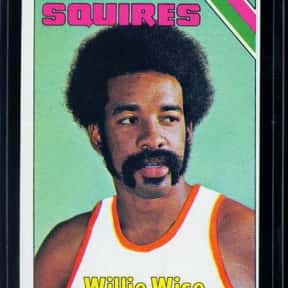 Willie Wise is listed (or ranked) 17 on the list The Best Small Forwards of the 70s