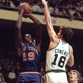 Willis Reed is listed (or ranked) 23 on the list The Best Rebounders in NBA History