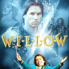 Willow is listed (or ranked) 12 on the list The Best Fantasy Movies for 10 Year Old Kids