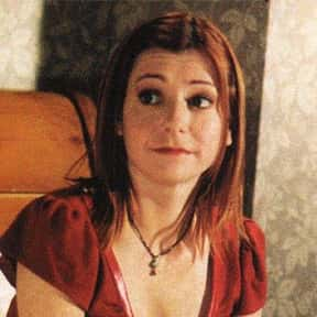 Willow Rosenberg is listed (or ranked) 3 on the list The Top Joss Whedon Characters
