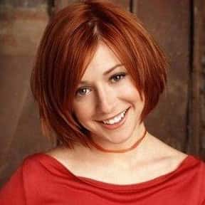 Willow Rosenberg is listed (or ranked) 7 on the list The Greatest Female TV Characters of All Time