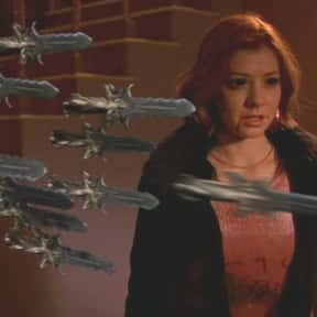 Willow Rosenberg is listed (or ranked) 10 on the list The Best Fictional Witches