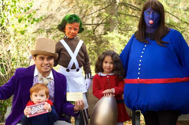 willy wonka is listed or ranked 3 on the list 34 awesome literary costume - List Of Halloween Costumes Ideas