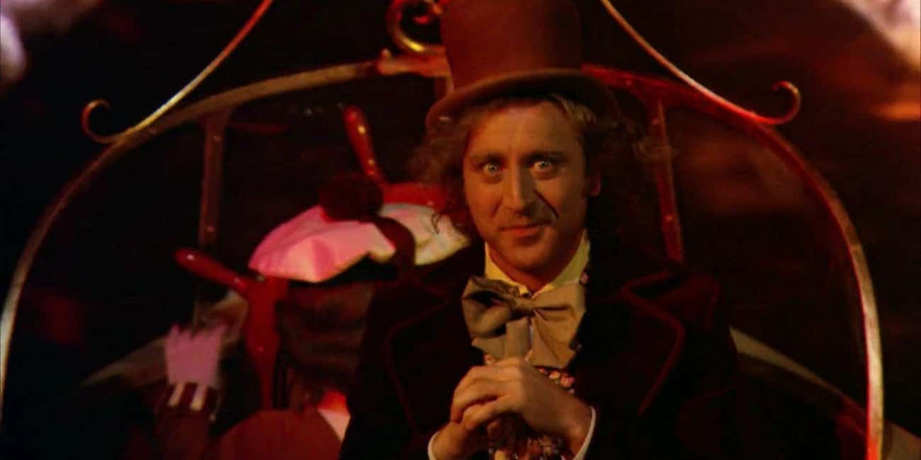 The Kids In 'Willy Wonka & the is listed (or ranked) 3 on the list Movie Scenes That Genuinely Terrified The Actors