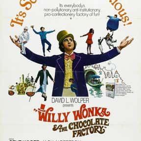Willy Wonka & the Chocolate Fa is listed (or ranked) 17 on the list Great Movies About People Going Through Life Solo