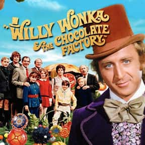 Willy Wonka & the Chocolate Fa is listed (or ranked) 21 on the list The Best Feel-Good Movies