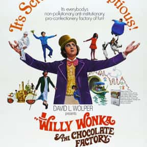 Willy Wonka & the Chocolate Fa is listed (or ranked) 22 on the list The Best Rainy Day Movies