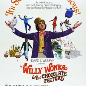 Willy Wonka & the Chocolate Fa is listed (or ranked) 7 on the list The Greatest Guilty Pleasure Movies