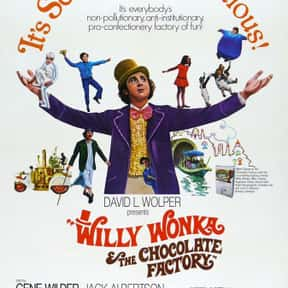 Willy Wonka & the Chocolate Fa is listed (or ranked) 25 on the list The Best Movies for 8 Year Old Boys