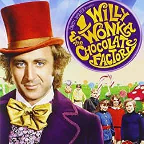 Willy Wonka & the Chocolate Fa is listed (or ranked) 23 on the list The Best Fantasy Movies