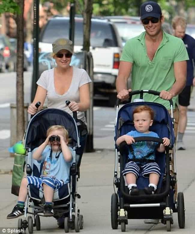 Will Arnett is listed (or ranked) 4 on the list 8 Famous Dads Who Only Have Sons