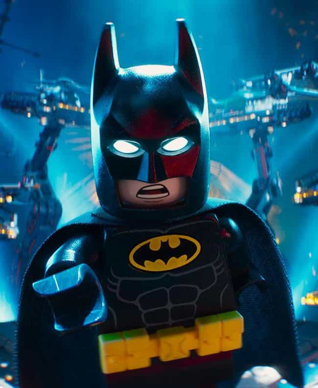 Will Arnett is listed (or ranked) 5 on the list The Best Actors Who Played Batman, Ranked