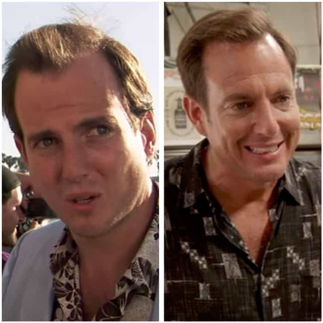 Will Arnett is listed (or ranked) 4 on the list How the Cast of Arrested Development Has Aged Since the First Season