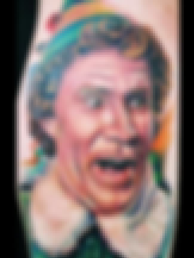 Will Ferrell is listed (or ranked) 2 on the list 30+ of the Worst Tattoos of Celebrity Faces