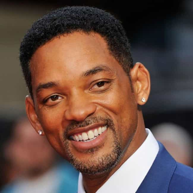 will smith is listed or ranked 1 on the list celebrities turning 50 in
