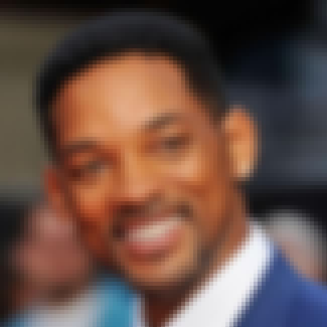 Will Smith is listed (or ranked) 3 on the list Famous Male Television Producers