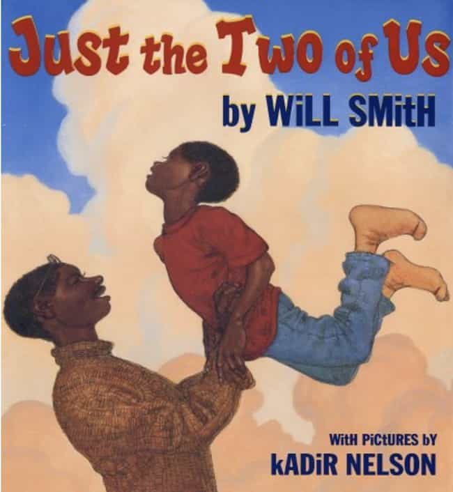 Will Smith is listed (or ranked) 3 on the list Celebrities Who Have Written Children's Books