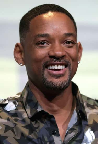 Will Smith is listed (or ranked) 1 on the list Celebrities Who Live in Philadelphia