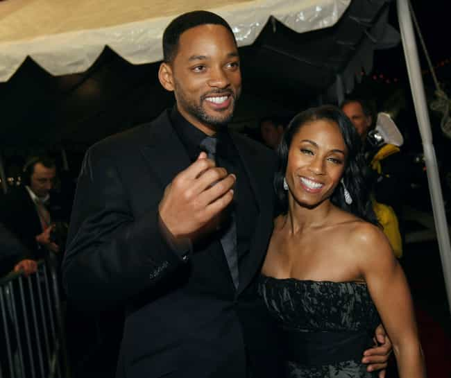 Will Smith is listed (or ranked) 3 on the list Celebrity Couples With Major Height Differences