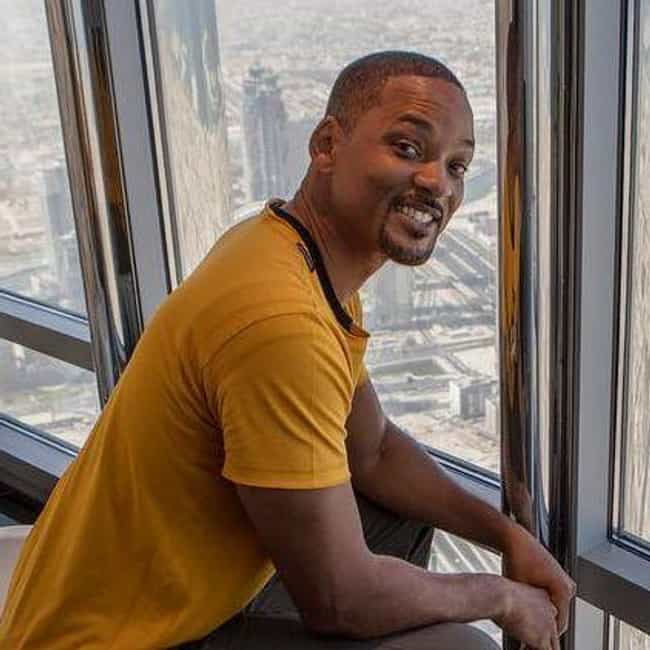 Will Smith is listed (or ranked) 4 on the list 22 Famous Rappers Who Are Libras