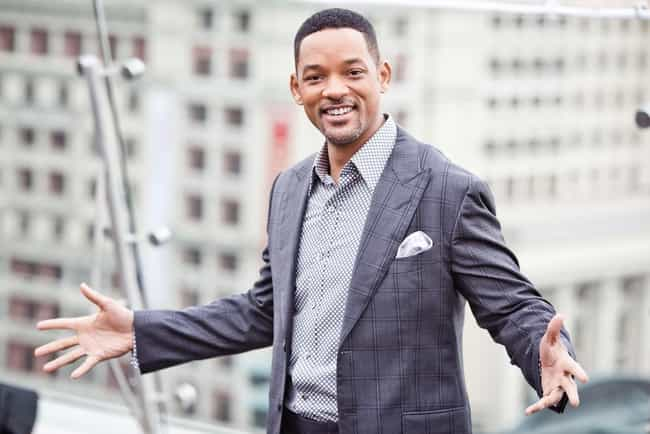 Will Smith is listed (or ranked) 4 on the list Famous Friends of Barack Obama