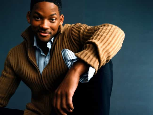 Will Smith is listed (or ranked) 3 on the list Allegedly Gay Scientologists