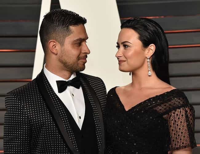Wilmer Valderrama is listed (or ranked) 4 on the list Demi Lovato's Loves & Hookups