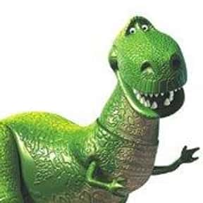 Rex is listed (or ranked) 14 on the list The All-Time Greatest Pixar Characters