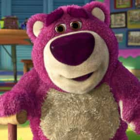 Lots-o'-Huggin' Bear is listed (or ranked) 2 on the list The Baddest Villains From Pixar Movies