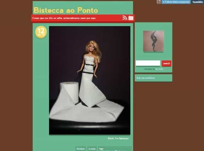 Barbie is listed (or ranked) 4 on the list Jennifer Lawrence's Dress Inspires 'Lawrencing' Meme