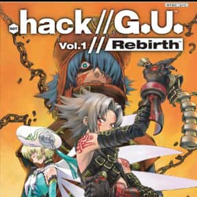 .hack//G.U. Vol.1//Rebirth is listed (or ranked) 2 on the list Sony PlayStation 2 Games: List of PS2 Console Games