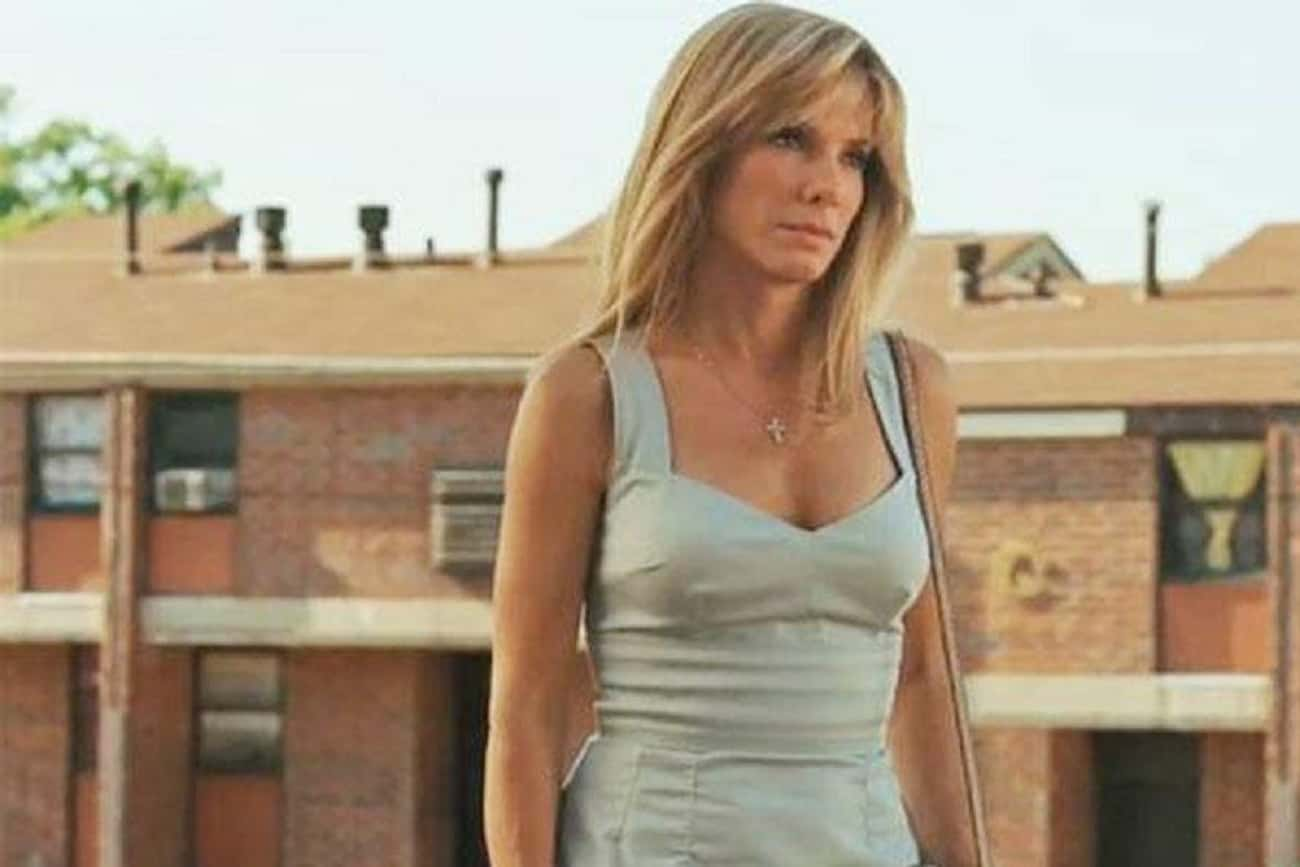 Leigh Anne Tuohy In 'The Blind Side'