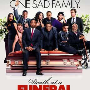Death at a Funeral is listed (or ranked) 10 on the list The Funniest Movies About Death & Dying