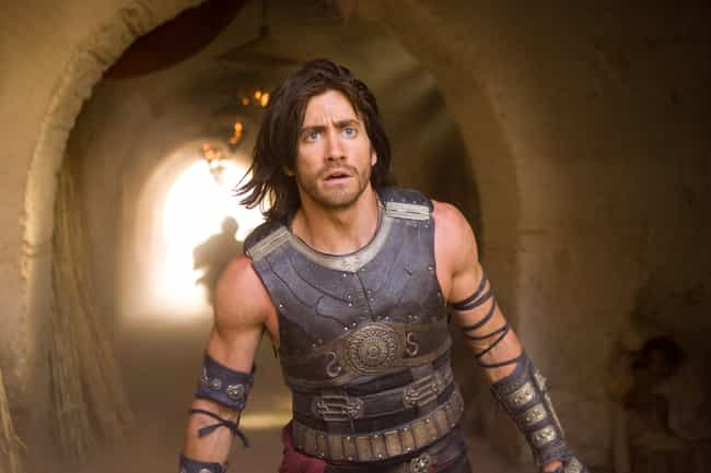 Dastan is listed (or ranked) 4 on the list 32 Characters Who Were Whitewashed by Hollywood