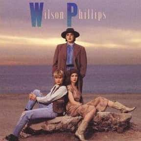 Wilson Phillips is listed (or ranked) 18 on the list The Best Pop Music Trios Of All Time
