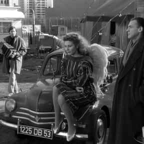 Wings Of Desire is listed (or ranked) 25 on the list The Greatest Movies in World Cinema History