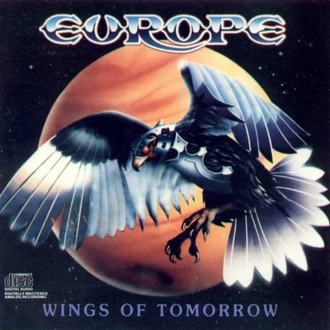 Wings of Tomorrow is listed (or ranked) 3 on the list The Best Europe Albums of All Time