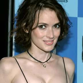Winona Ryder is listed (or ranked) 12 on the list The Greatest '90s Teen Stars