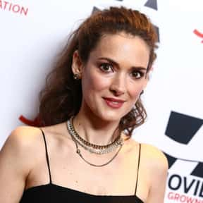 Winona Ryder is listed (or ranked) 23 on the list Famous Jewish Actors and Actresses List