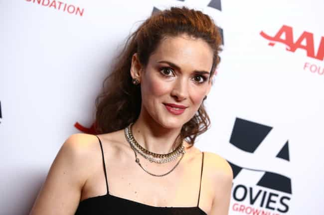 Winona Ryder is listed (or ranked) 2 on the list 12 People Who Overcame Brutal Bullying to Find Huge Success