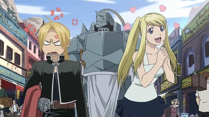 Random Cutest Anime Couples