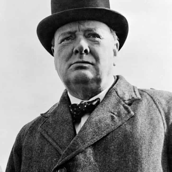 Winston Churchill is listed (or ranked) 3 on the list 10 World Leaders Who Were Outrageously Abusive To Their Staffs