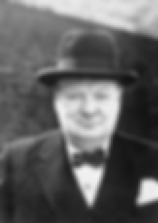 Winston Churchill is listed (or ranked) 3 on the list Famous People Who Died of Stroke