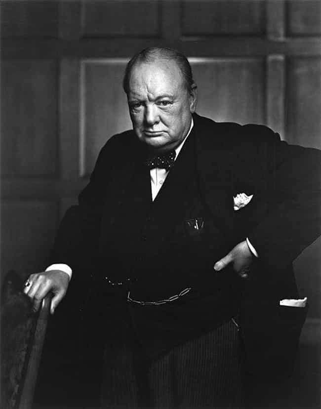 Winston Churchill is listed (or ranked) 3 on the list Dying Words: Last Words Spoken By Famous People At Death