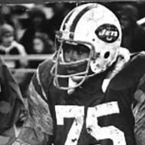 Winston Hill is listed (or ranked) 20 on the list The Best New York Jets of All Time