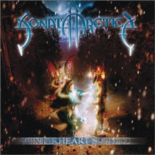Winterheart's Guild is listed (or ranked) 1 on the list The Best Sonata Arctica Albums of All Time